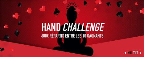 HAND CHALLENGE